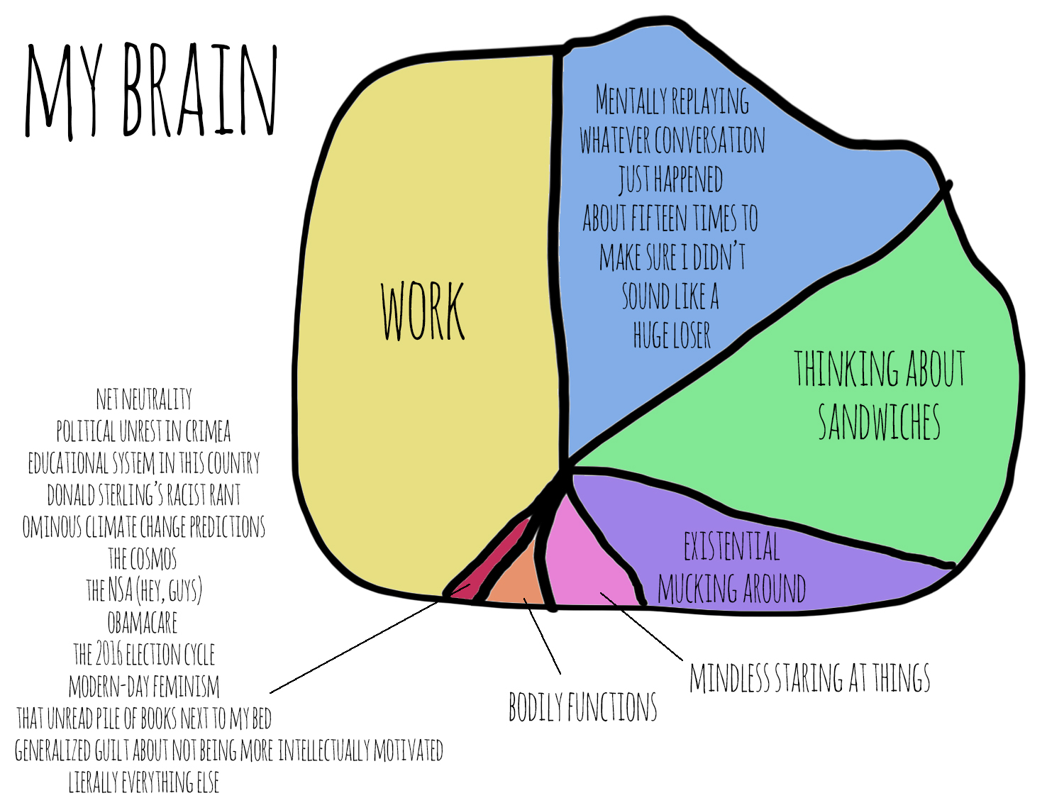 What your brain looks like